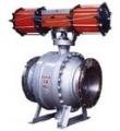 喷煤粉专用球阀