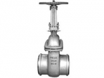 焊接电动水封闸阀